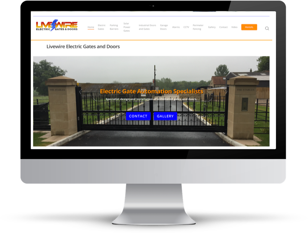Electric gates specialist