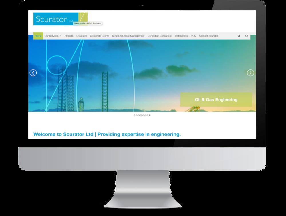 Website engineering company