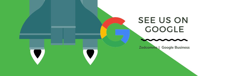 Zedcomms on Google