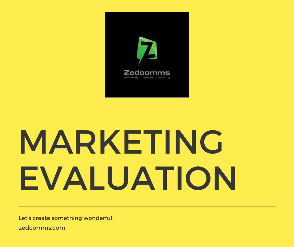 Marketing Evaluation
