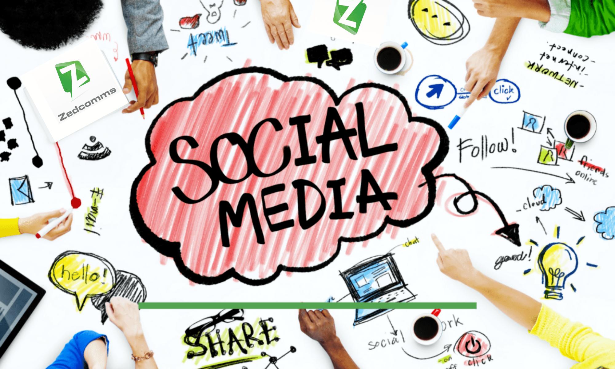 Zedcomms | The marketing company