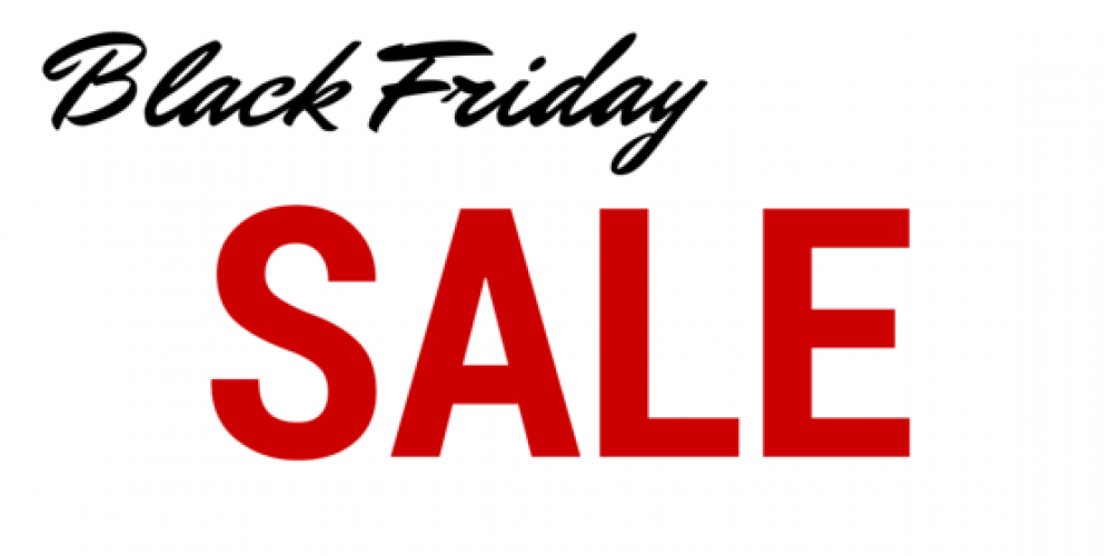 Black Friday – tired of hearing about it?