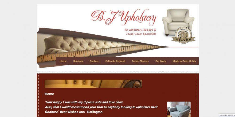 Furniture repairing Website